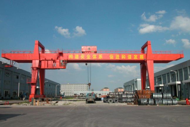 重慶龍門吊供應商
