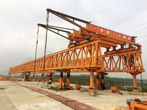 重庆架桥机拆卸