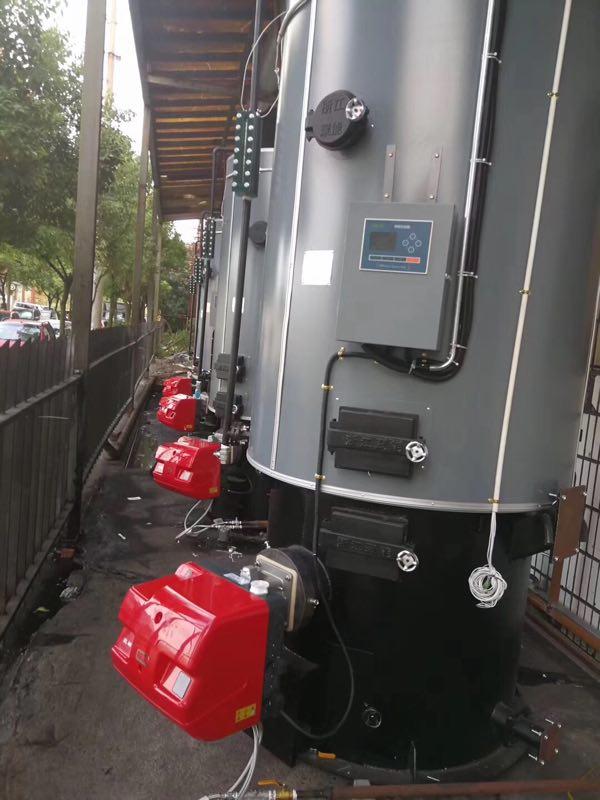 超导燃气蒸汽锅炉