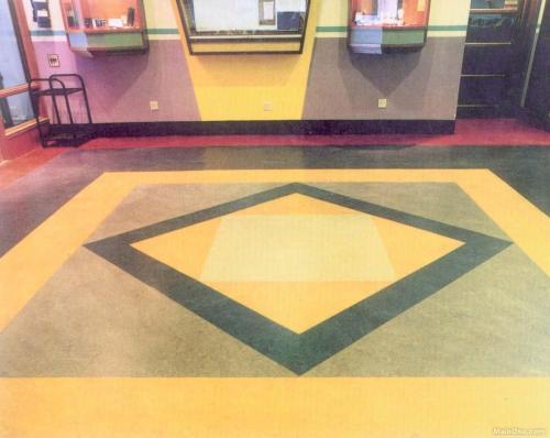 重庆商用pvc地板安装