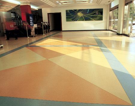 重庆pvc地板安装