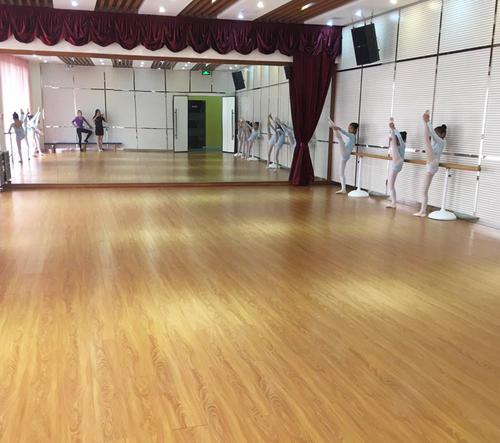 重庆健身房运动地板