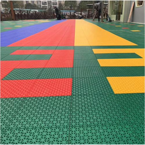 重庆体育馆塑胶地板