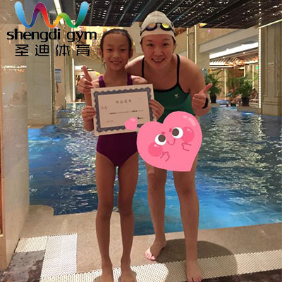 儿童游泳培训机构