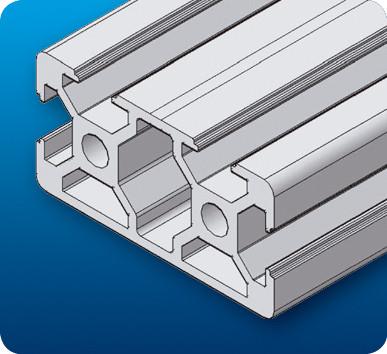 工业流水线铝型材2020
