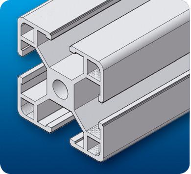工业流水线铝型材3838A