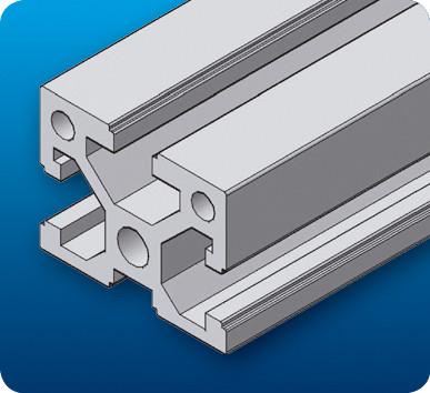 工业流水线铝型材3040B