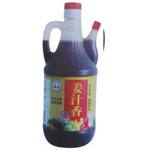 恒�d姜汁醋