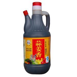 正�蒜姜醋