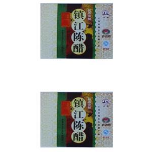 纸盒装镇江陈醋