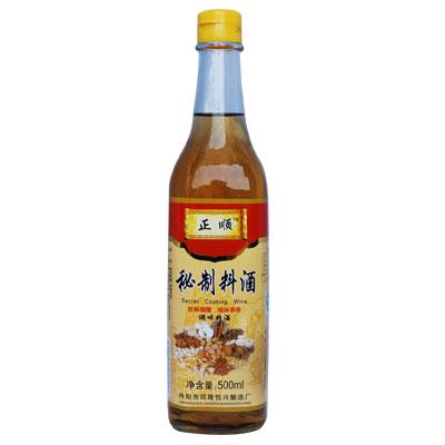 �U�制料酒