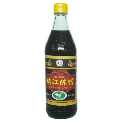 浓香型镇江陈醋