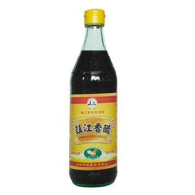 鎮江知名香醋