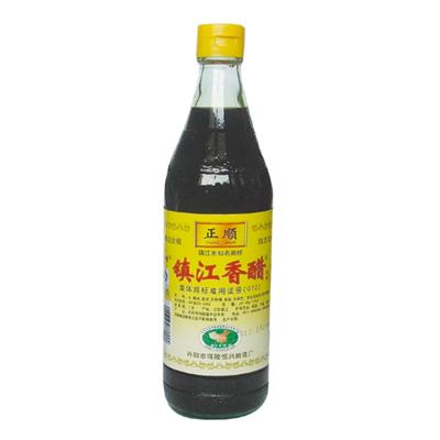 正顺镇江香醋