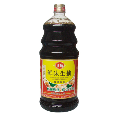 鲜味生抽镇江酱油