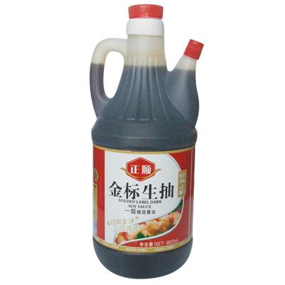 正顺牌镇江酱油