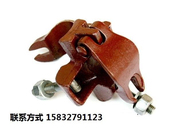 48型钢管脚手架扣件重量标准