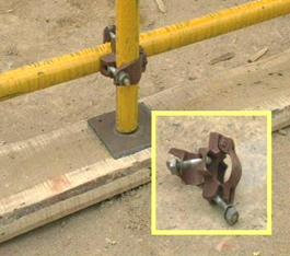 建筑脚手架钢管连接扣件