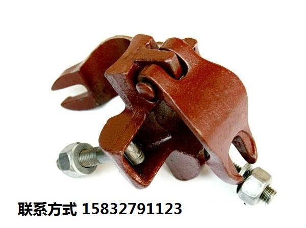 钢管脚手架扣件质量标准