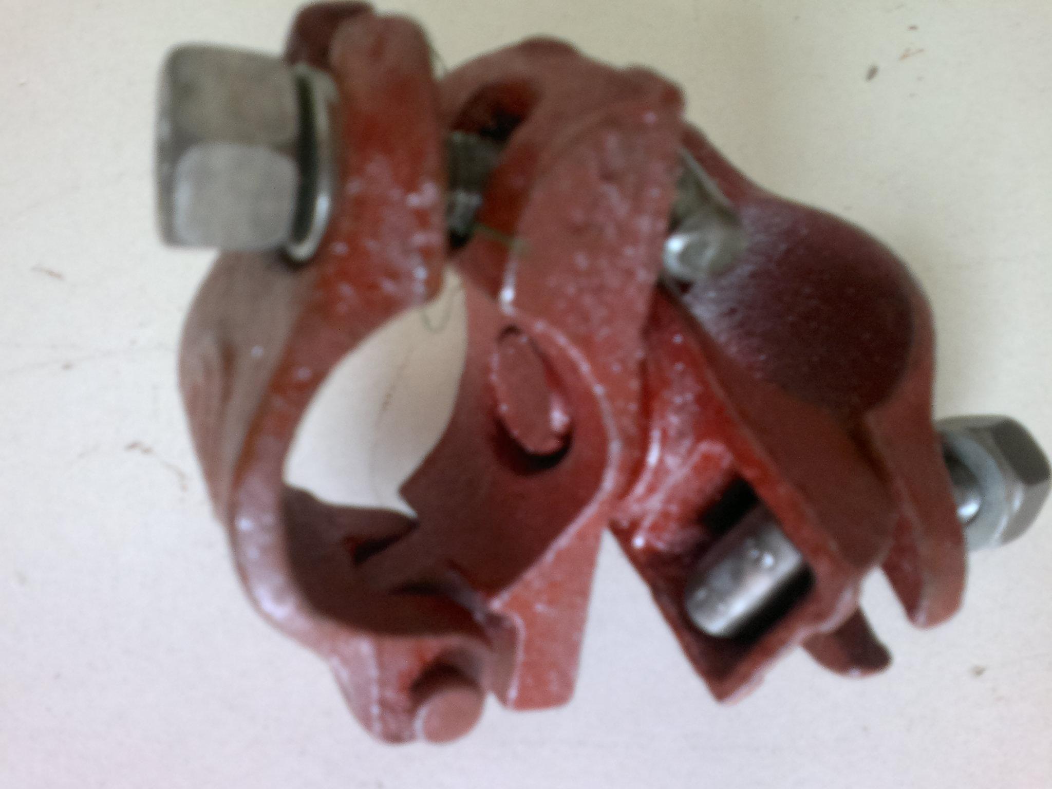 建筑钢管脚手架扣件