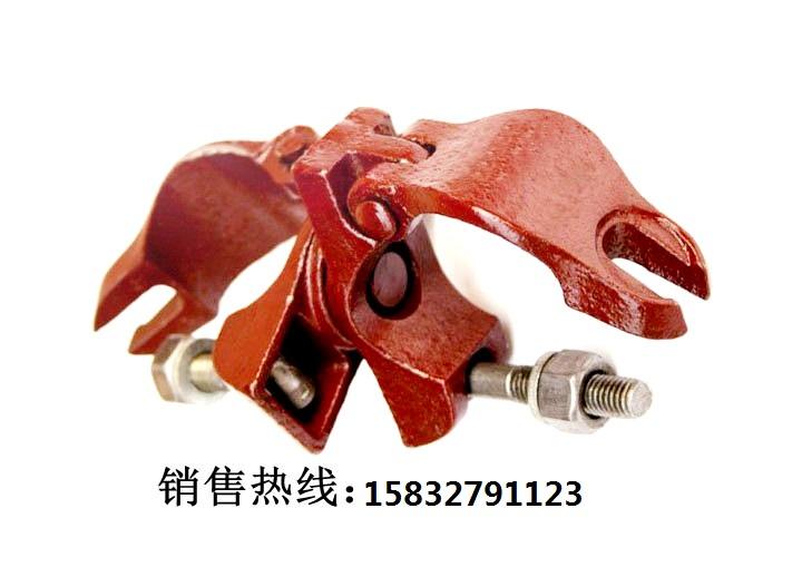 48型建筑钢管脚手架扣件制造厂家