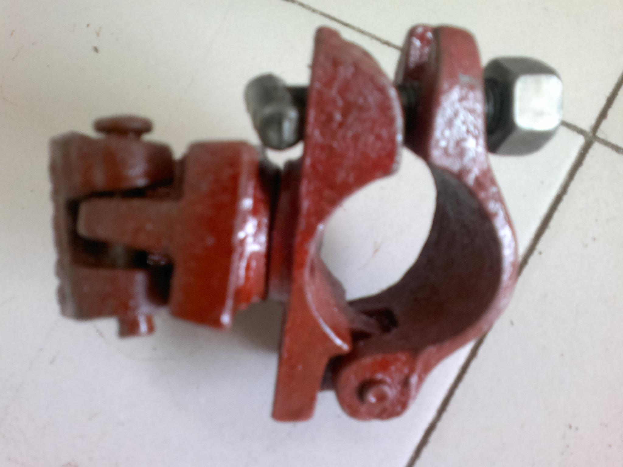 滄州信得過鋼管腳手架扣件廠家