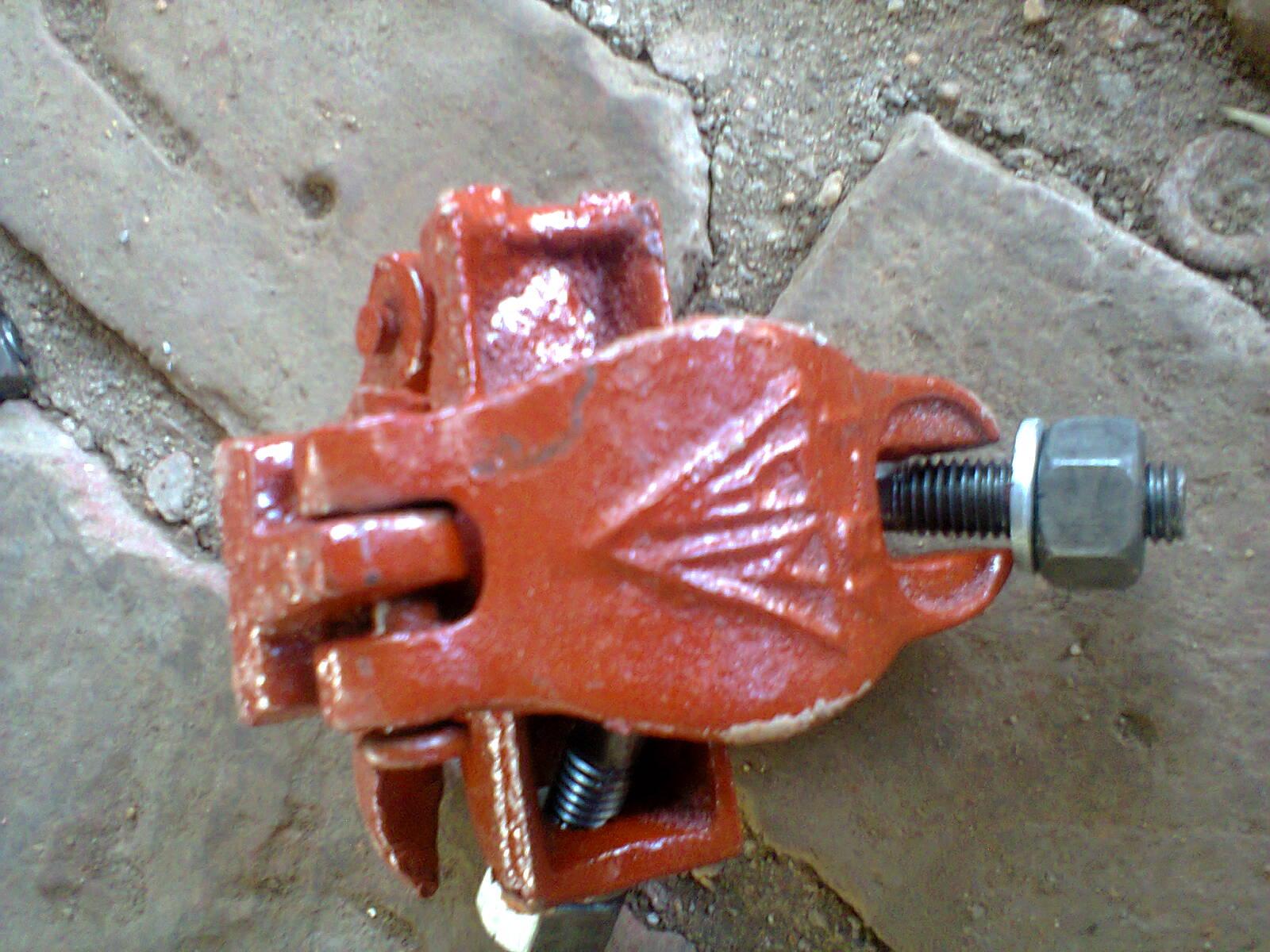 唐山建筑钢管扣件批发厂家