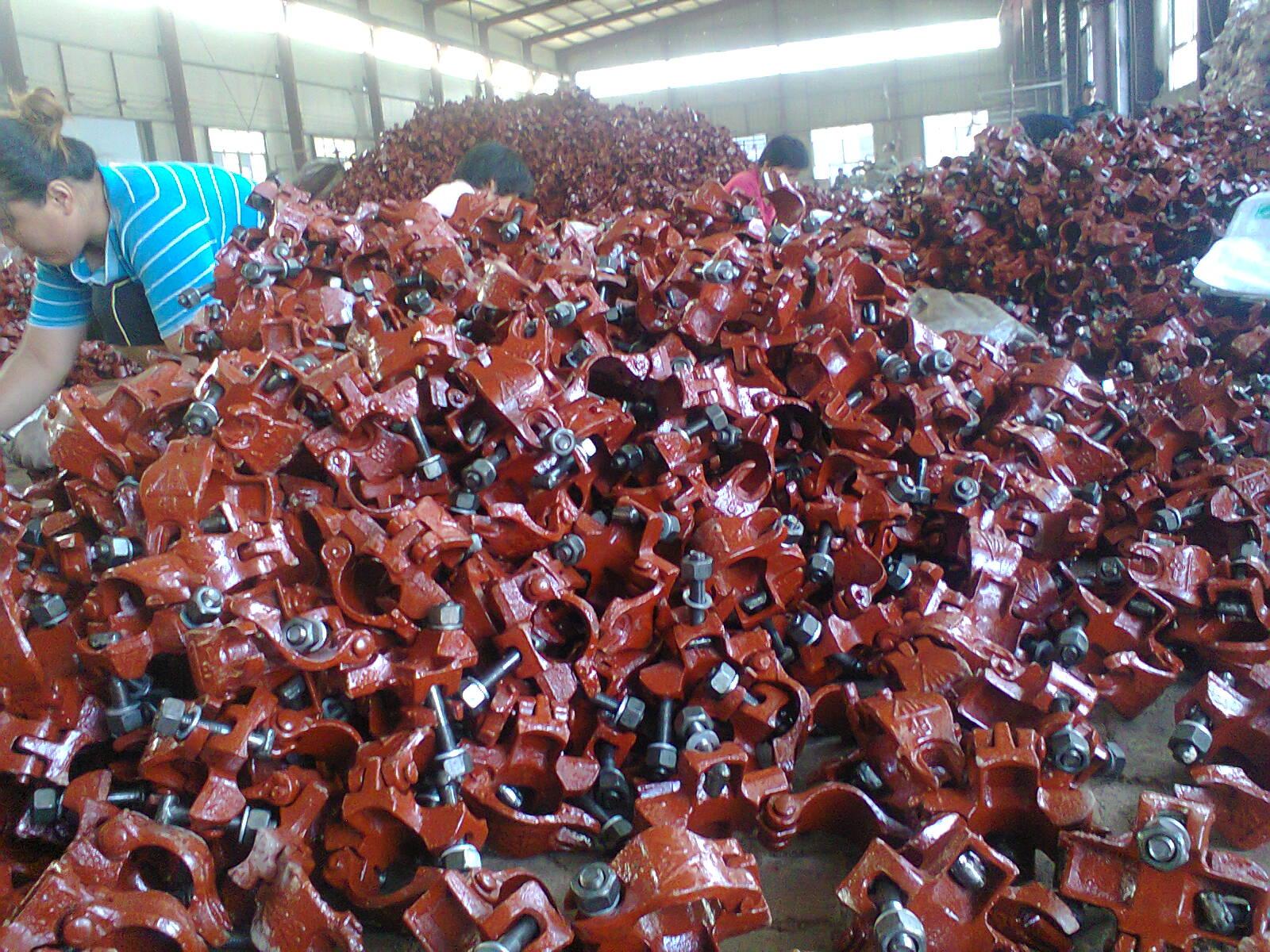 滄州腳手架扣件生產企業