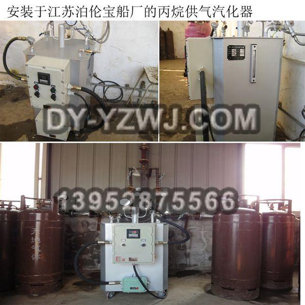 丙烷水浴式汽化器