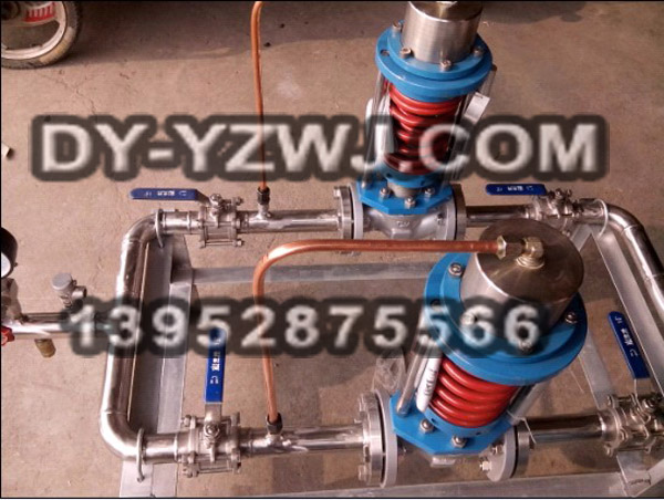 气体减稳压调压装置