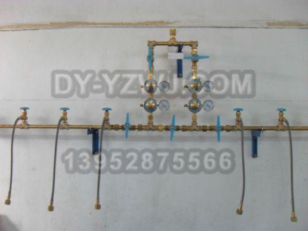 氢气汇流排生产厂家/最优惠价格/氧气汇流排厂家直销