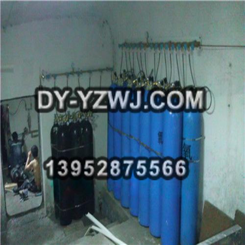 避难硐室氧气/空气减压供气装置/矿用救生舱气体汇流排