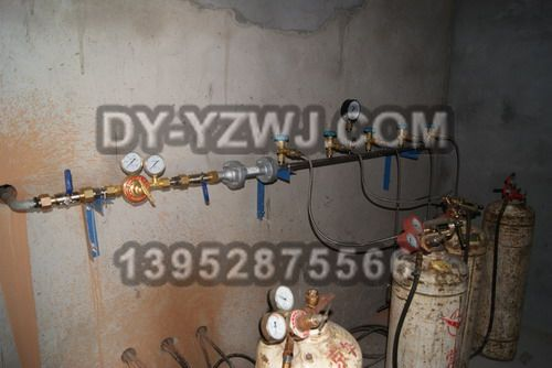 气割与乙炔汇流排间的消防安全/乙炔钢瓶、汇流排、中央回火防止器