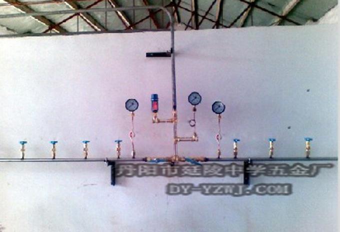 氧气充灌排