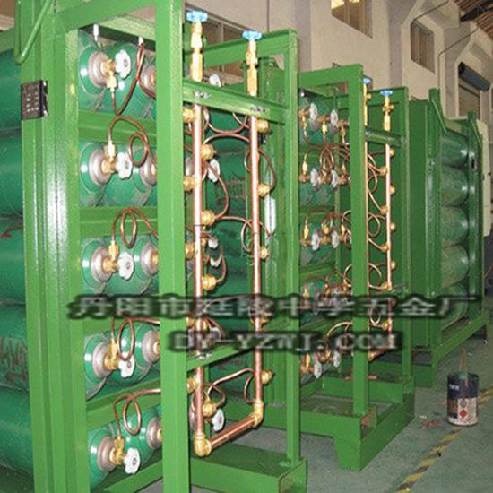 气体钢瓶集装格集装架集中供气
