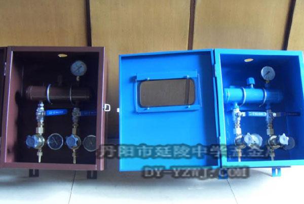 气体终端箱气体点阀箱气体工位箱气体终端工位箱
