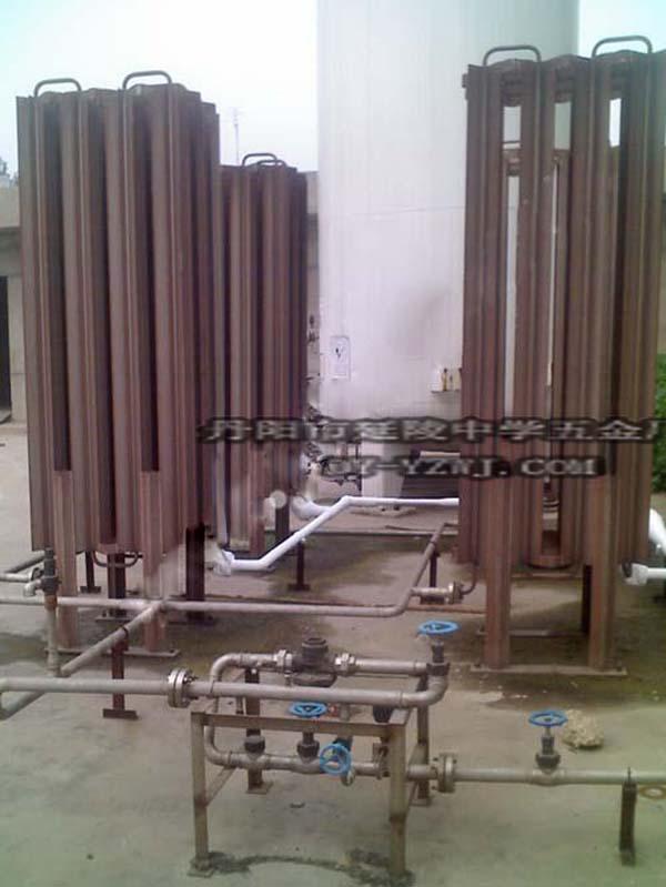 储罐杜瓦罐汇流排集装格现场车间集中供气系统