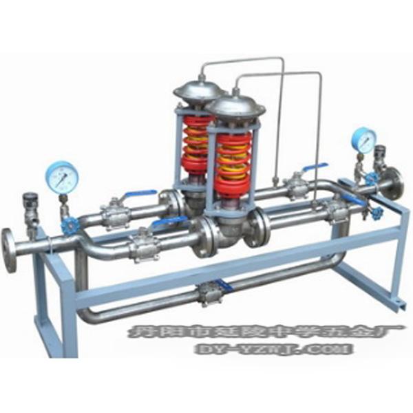 气体管路稳压器