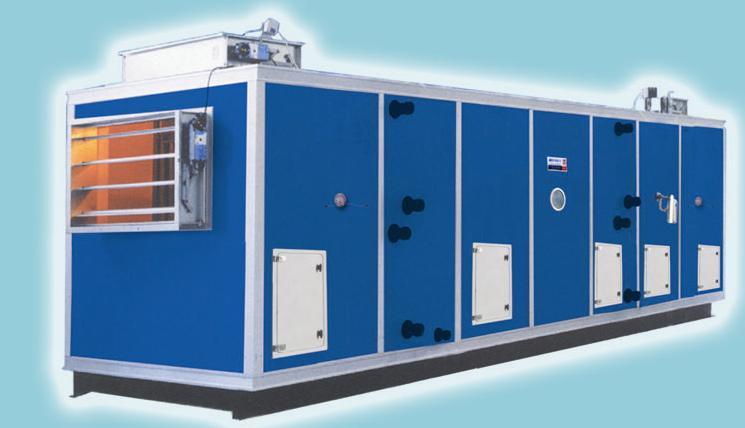 组合式空气处理器