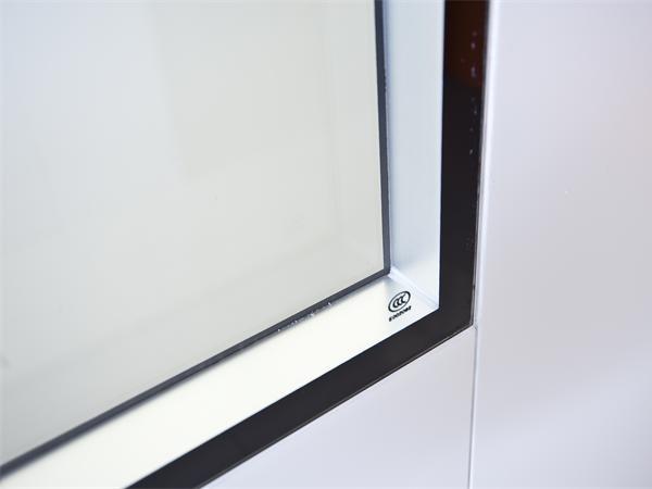 固定窗安装