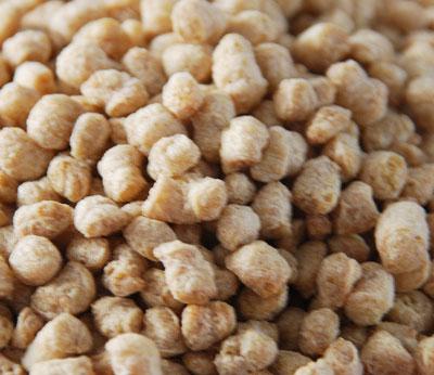 大豆组织蛋白颗粒报价