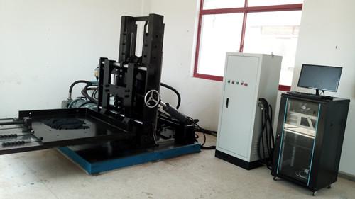 叉车滚轮轴承模拟试验机