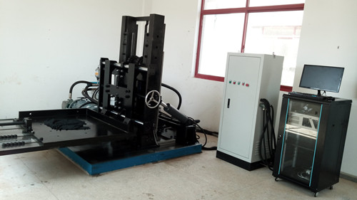 山东叉车滚轮轴承模拟试验机