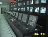 三联平台式监控操作台
