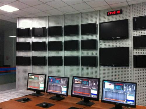 四川监控电视墙