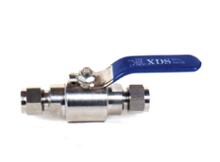 YZQ 系列仪表球阀规格