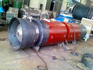 SJSZ 缩合釜用远红外加热装置