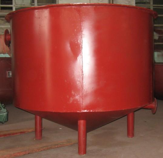 锥底釜用远红外加热装置