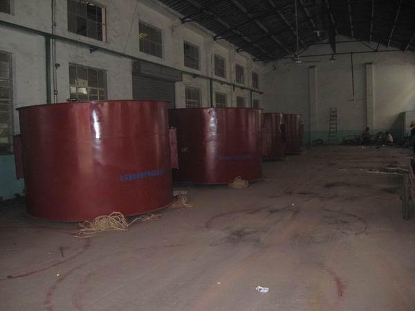 氯化反应器用远红外辐射加热装置
