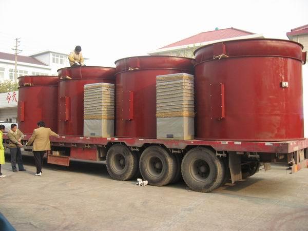 沈阳反应釜用远红外加热器 KU-3